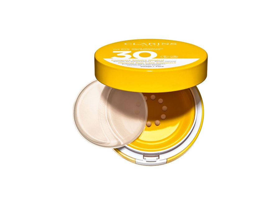 Compact Solaire Mineral SPF 30 Face
