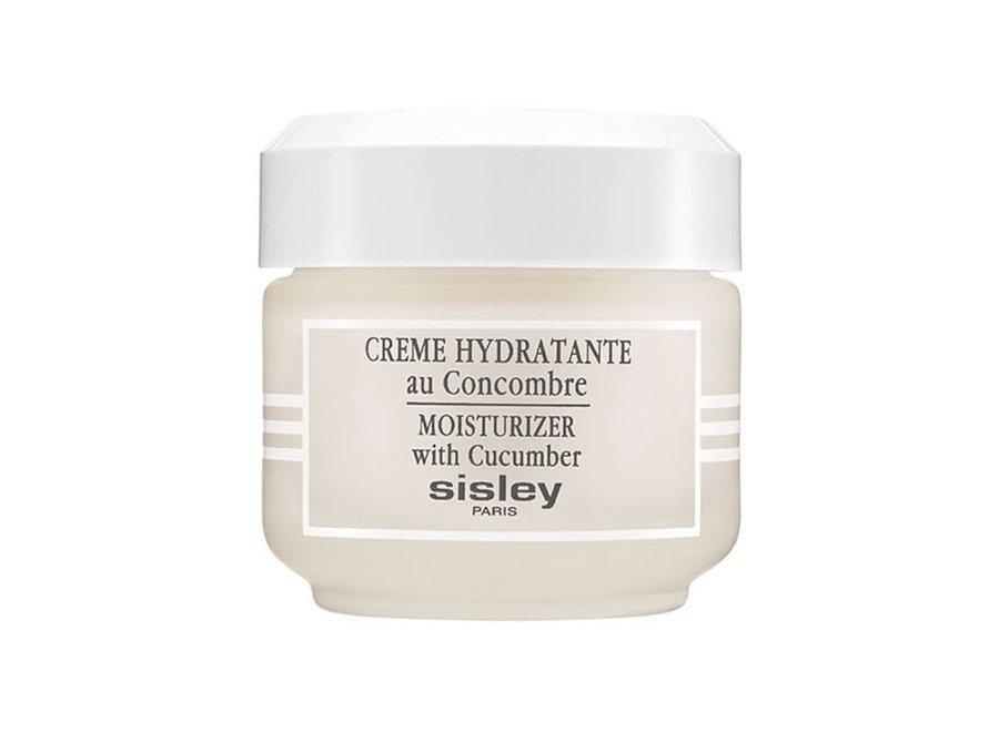 Crème Hydratante Au Concombre