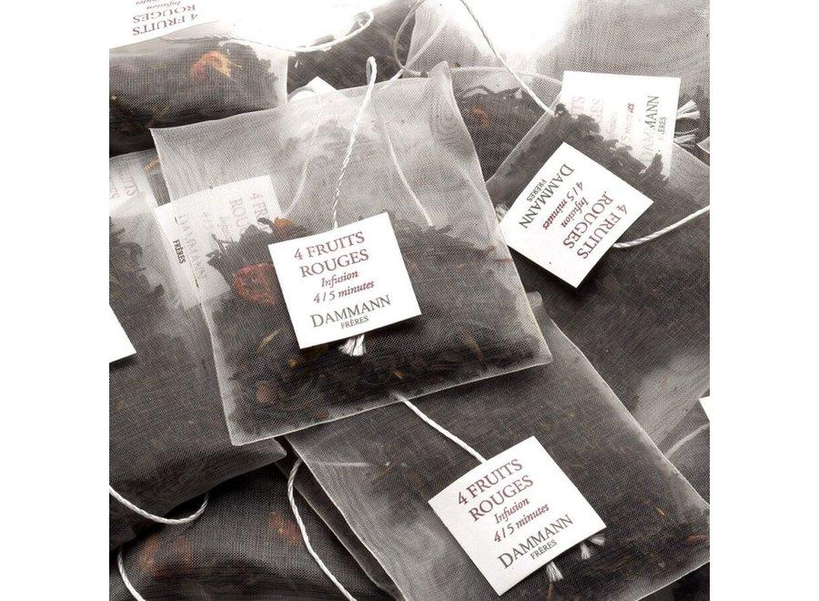 4 Fruits Rouges - Theezakjes