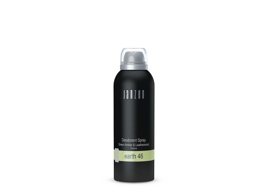Deodorant Spray Earth 46