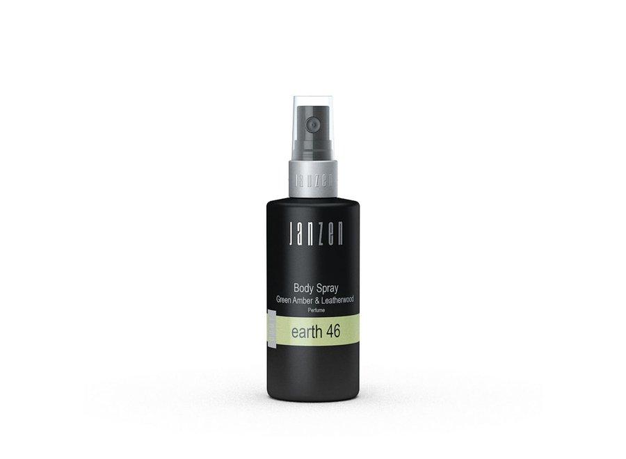 Body Spray Earth 46