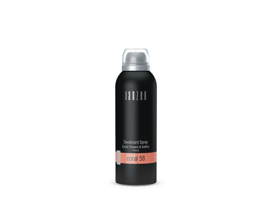 Deodorant Spray Coral 58