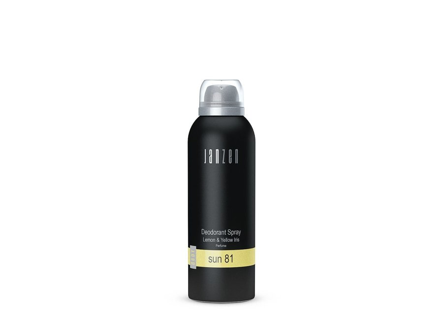 Deodorant Spray Sun 81