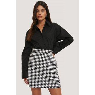 NA-KD A line ruit skirt