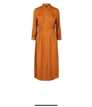 Y.A.S Besteller verdi dress pumpkin spice