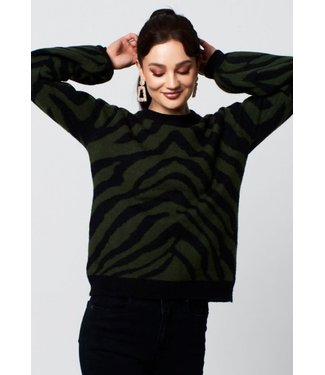 Rut&Circle Zelda jaquard knit
