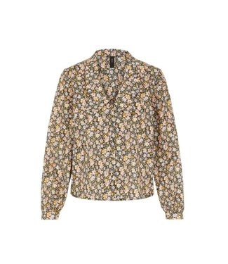 Y.A.S Bestseller yetta blouse flower