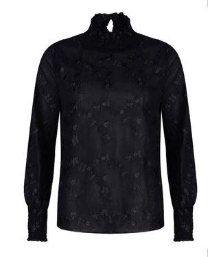 YDENCE Jamie black embroidery