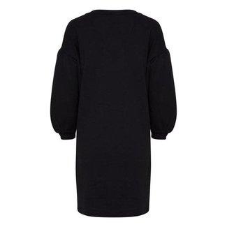 Ichi Yuuna dress zwart