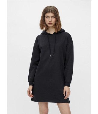 Pieces pcchilli ls sweat dress black