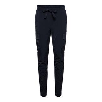 &Co woman piene pants navy travelkwaliteit