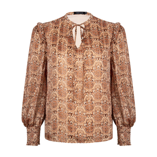 YDENCE blouse lizet paisley