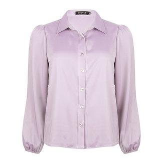 YDENCE blouse christine lilca satin