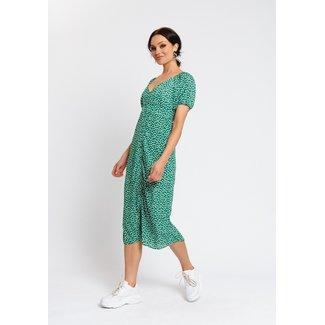 Gavi fashion liv dress green