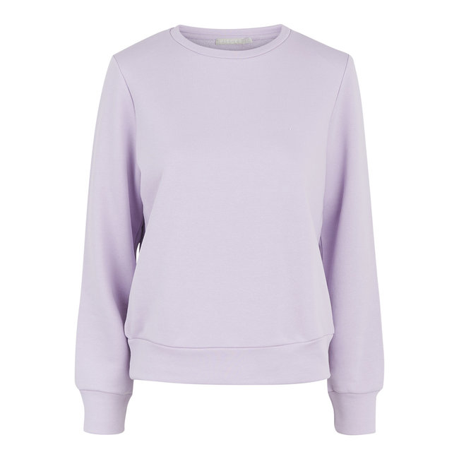 Pieces pcliola sweat lilac