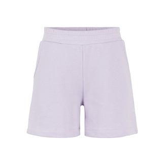 Pieces pcliola sweat pants lilac