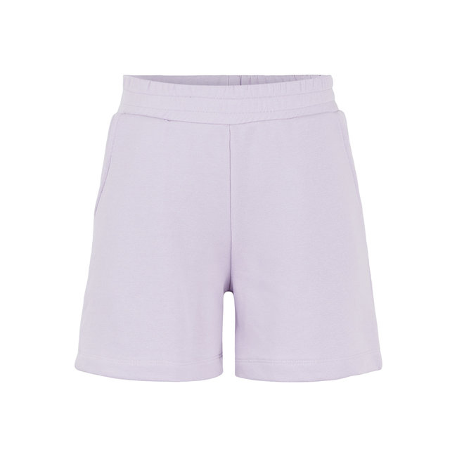 Pieces pcliola sweat pants lilac