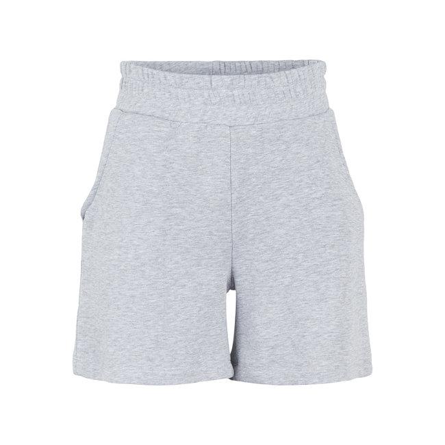 Pieces pcliola sweat pants grey