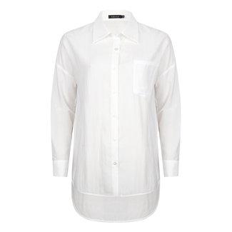 YDENCE amaya blouse white