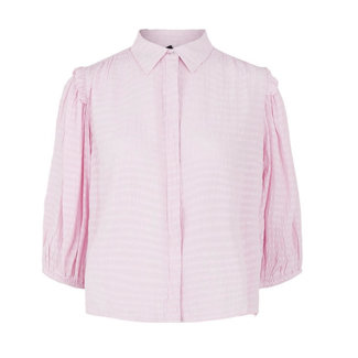 Y.A.S 3/4 blouse light pink