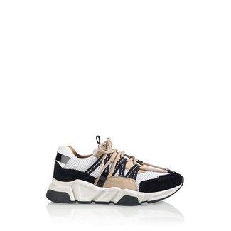 DWRS sneakers los angeles zand/zwart