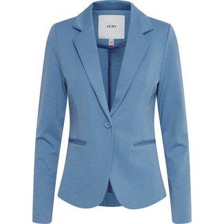Ichi kate blazer blue