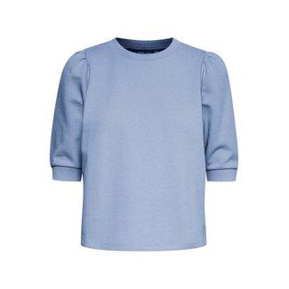 Ichi yarlet sweater blue