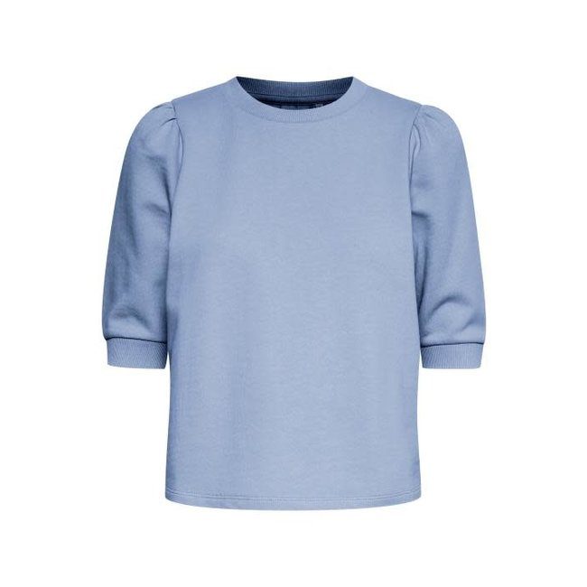 Ichi yarlet sweater blue