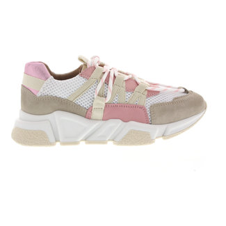 DWRS sneaker los angeles wit/roze/beige