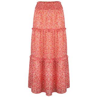 YDENCE skirt callie hot pink flower