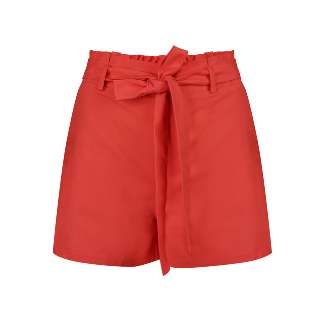 YDENCE short blake coral red