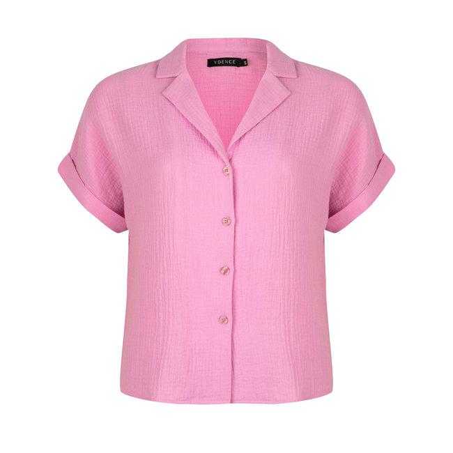 YDENCE blouse lena pink