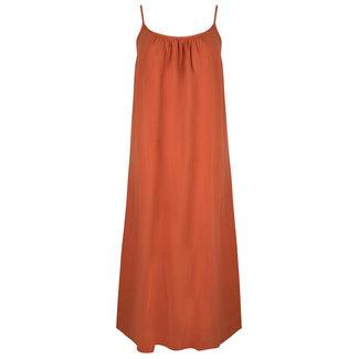 YDENCE dress avery terracotta