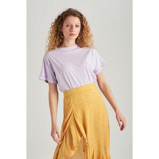 Gavi fashion t-shirt lila basic
