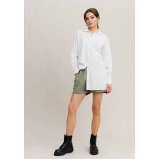 Rut&Circle Maja oversized blouse white