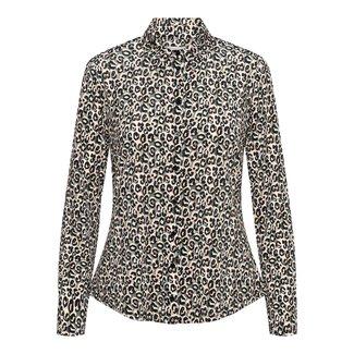 &Co woman lotte blouse animal pine green