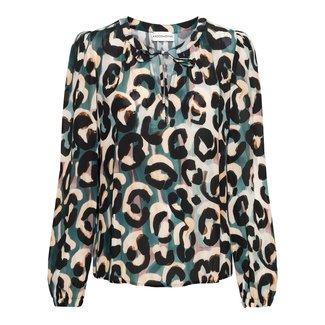 &Co woman ariana blouse top animal