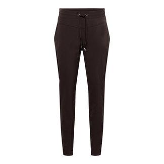 &Co woman penny pants brown