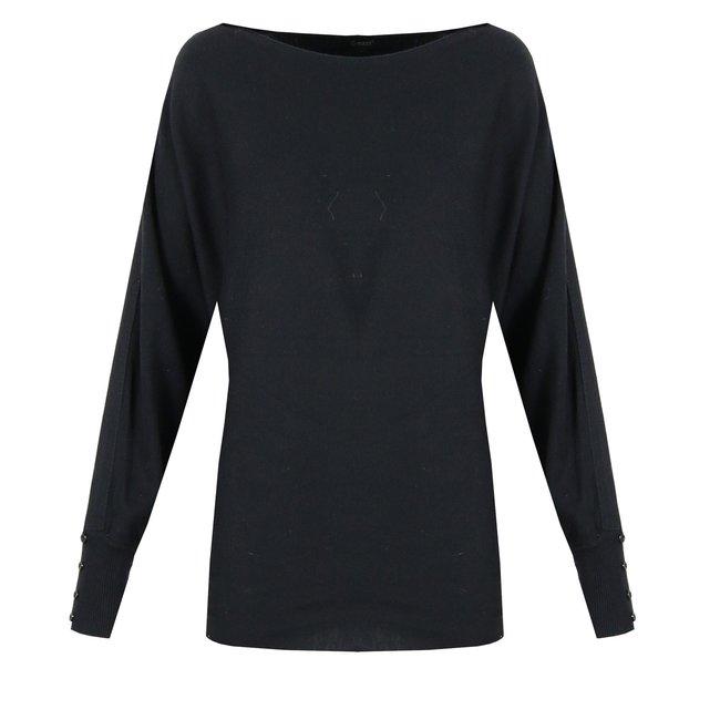 G-Maxx dalia trui zwart