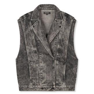 Department denim jacket milly grey