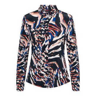 &Co woman lotte blouse weave navy