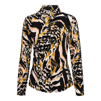 &Co woman lotte blouse weave black