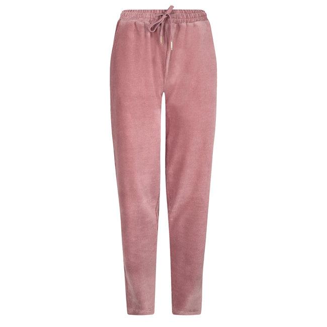 YDENCE pants maureen dusty pink