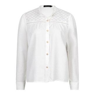 YDENCE Blouse PHILLINE white