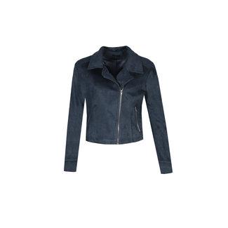 G-Maxx annelies jacket jeans blauw