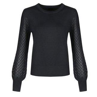 G-Maxx lanieke trui zwart