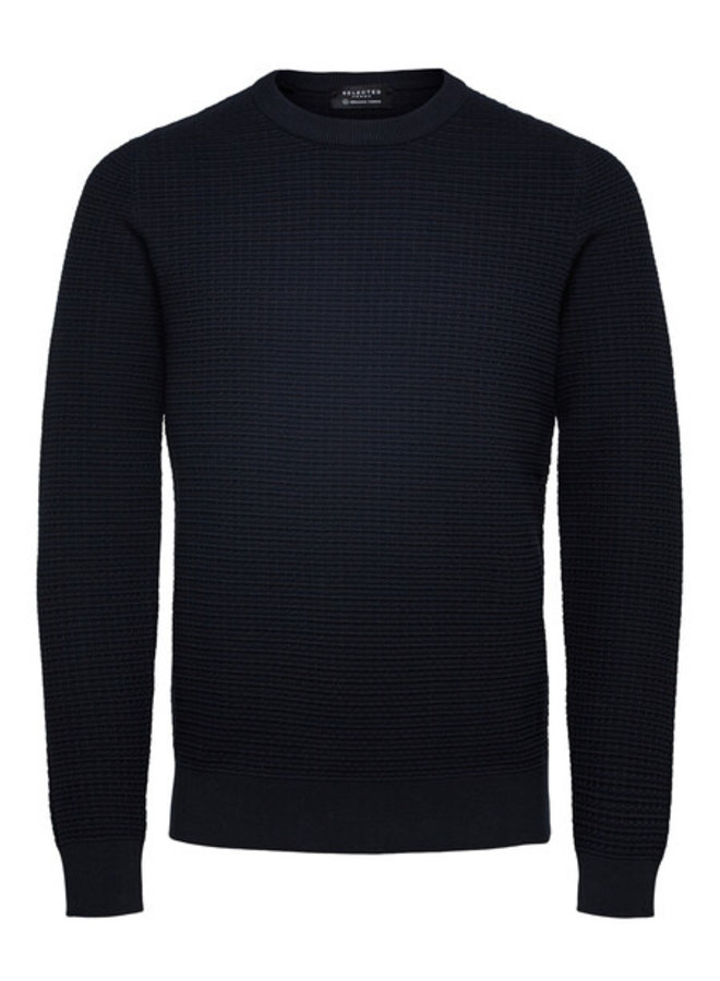 Selected pullover sky captain