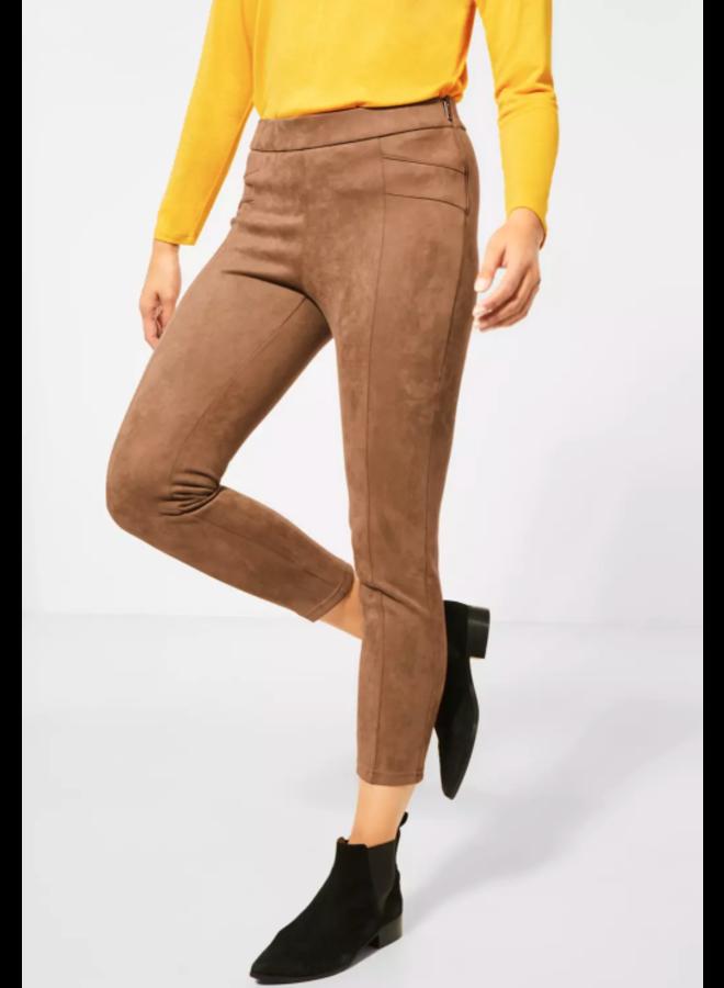 StreetOne velour pants L28