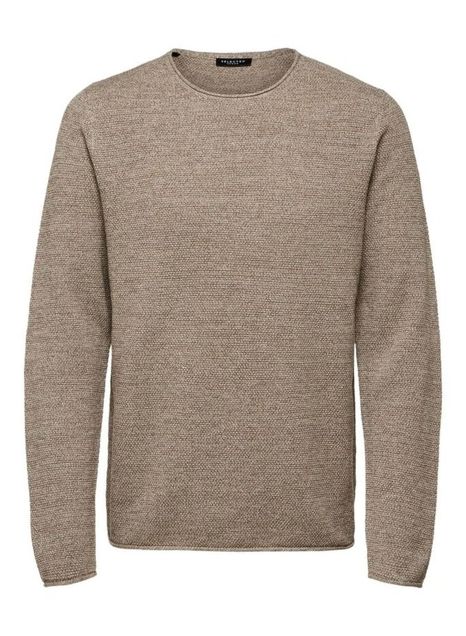 Selected pullover sand