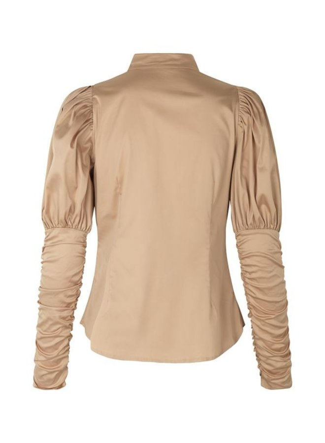 Notes du Nord blouse beige